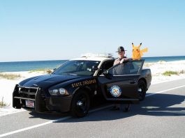 officers enter wrong home, pokemon, ocala news, officers look for pokemon