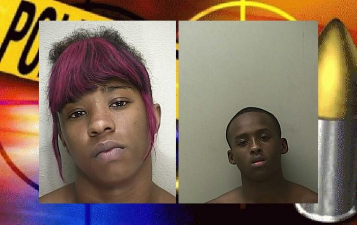 Two arrested in July 4th fireworks tent shooting