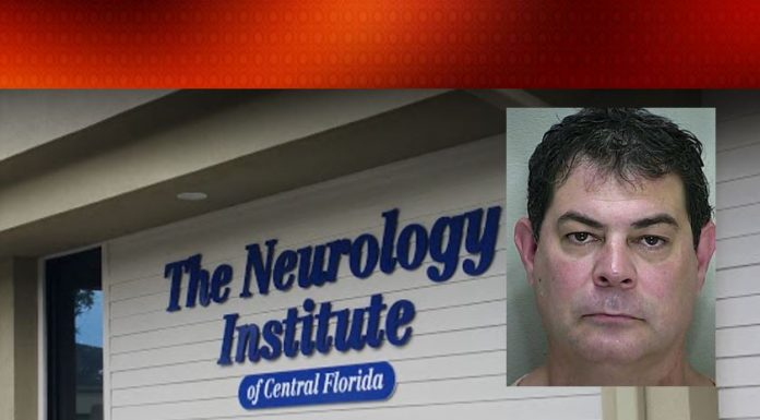 Dr. Alfredo L. Jacome, MD, ocala neurologist, ocala neurology, ocala post, ocala news, marion county news, domestic violence, drunk, alcoholic