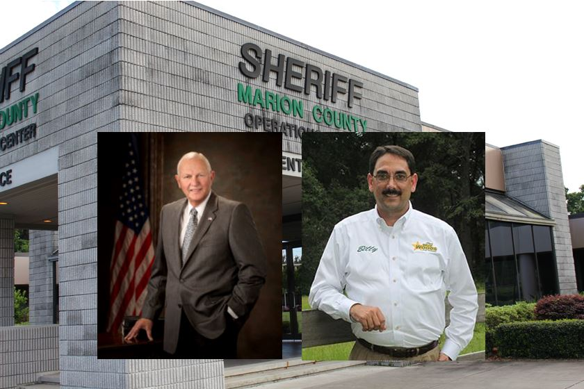 marion county sheriff, election 2016, ed dean, billy woods, ocala post, op,