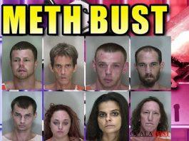 ocala news, marion county news, faces of meth, methamphetamine, meth