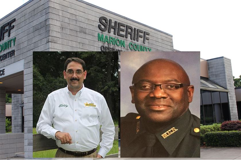 marion county sheriff, billy woods for sheriff, ocala news, marion county news
