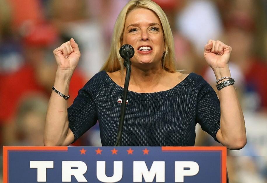 Ocala Post - VIDEO - Florida Attorney General Pam Bondi makes Late Night TV as corrupt AG