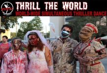 Thrill the world, ocala post, ocala news, Michael jackson, thriller, events