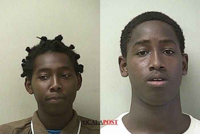 Teen brothers arrested in Citra shooting