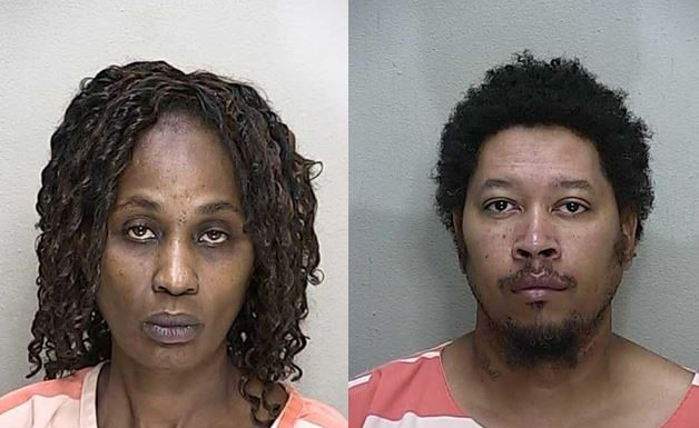 walmart, theft, mother of the year, ocala post, ocala newspaper, mother uses daughter for dirty work