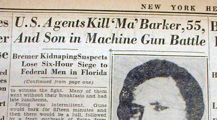 ma barker house moved, ma barker gang, ocklawaha florida, ocala news, ocala newspaper