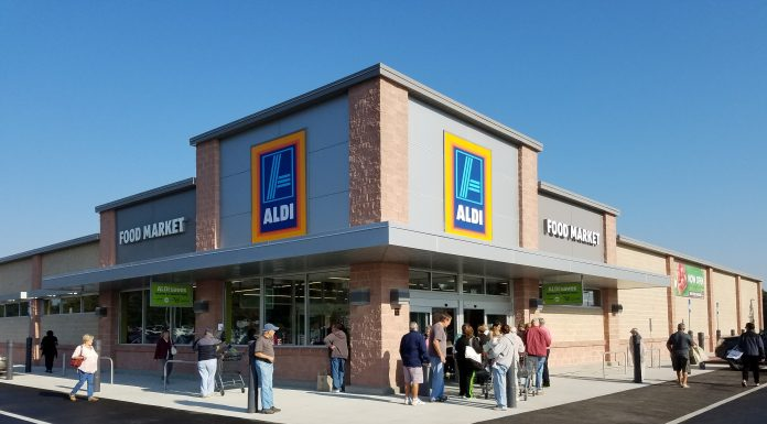 aldo opens in ocala, aldi, aldi on 200, ocala news, ocala post