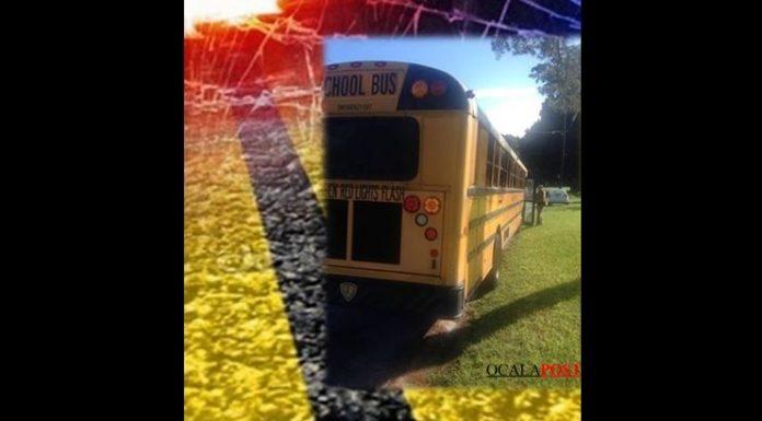 bus accident, marion oaks, ocala news, school bus accident