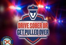 fhp drive sober, drunk drivers, dui check point