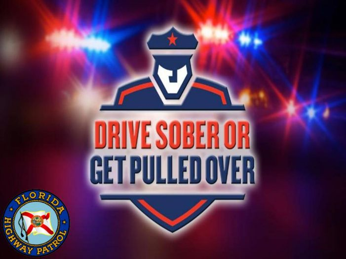 Florida Highway Patrol will work doubletime to catch drunk, impaired drivers