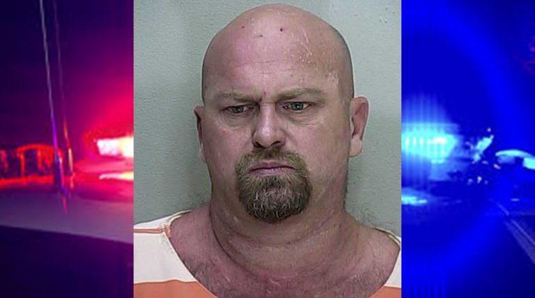 Child abuse arrest, juvenile suffered multiple bruises