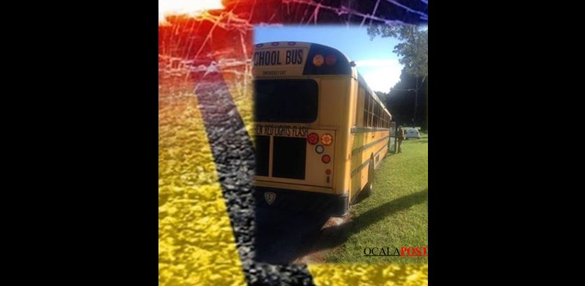 school bus crash, marion county, ocala post, ocala news