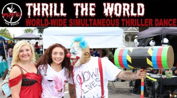 thrill the world, ocala news, ocala events, marion ocunty events