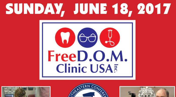 FreeDOM clinic, ocala post, ocala news, hawthorne, free medical