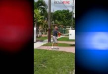 AT&T shooting, ocala news, ocala post, Hialeah, Hialeah florida, man shoots at&T trucks