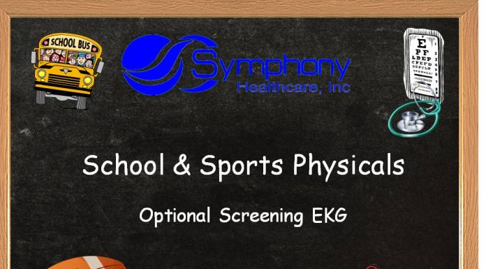 back to school, ocala news, symphony healthcare