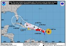 Hurricane Irma - NOAA, ocala news, ocala post, marion county hurricane