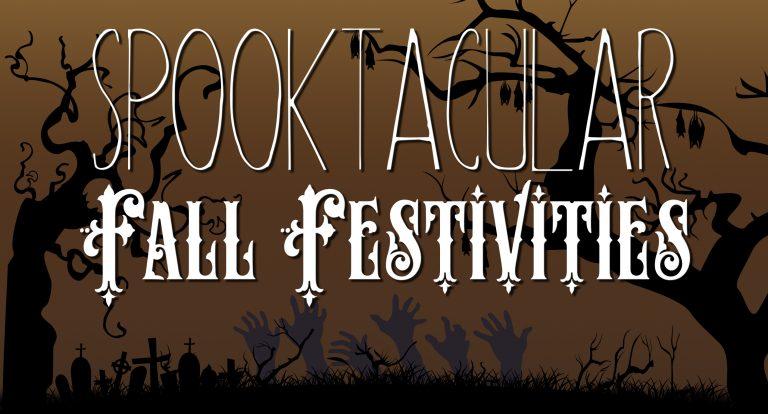 Marion County spooktacular fall festivities