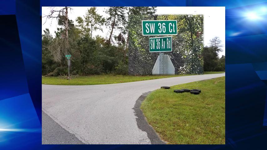 litterbug, marion oaks, ocala news, marion county, ocala post, tires dumped