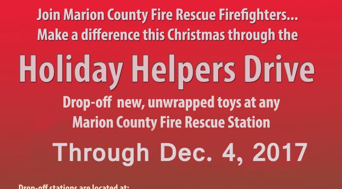 Holiday Helpers Drive 2017, christmas, ocala news, ocala post