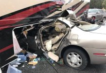 484 crash, car crash, rv crash, ocala post, ocala news