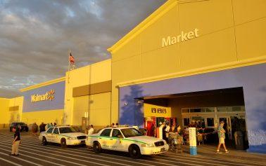 Bomb threat prompts Wal-Mart evacuation