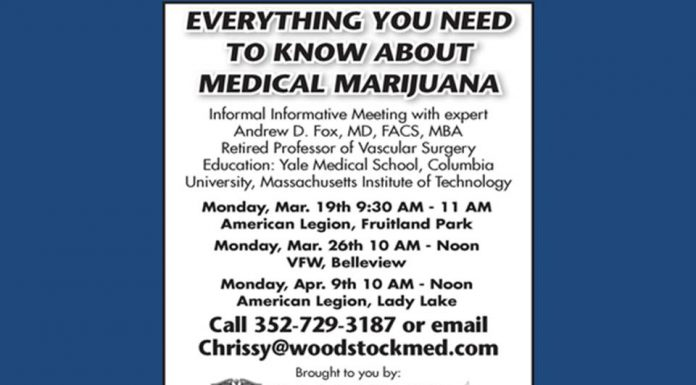 medical marijuana, ocala news, marijuana, marion county news, ocala post, Woodstock Medicinal Doctors