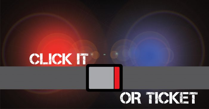 Click It or Ticket campaign begins