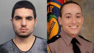 Raumel Quntero (right) and Trooper Vanessa Franceschi, ocala post, ocala news, fhp
