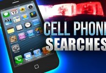 cell phone, ocala news, ocala post, illegal search