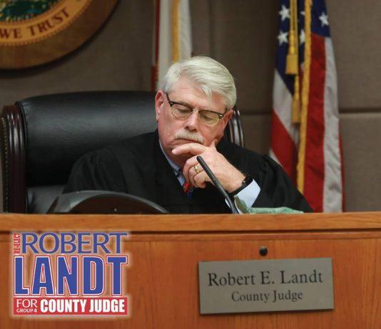 robert landt, judge landt, ocala news, ocala post