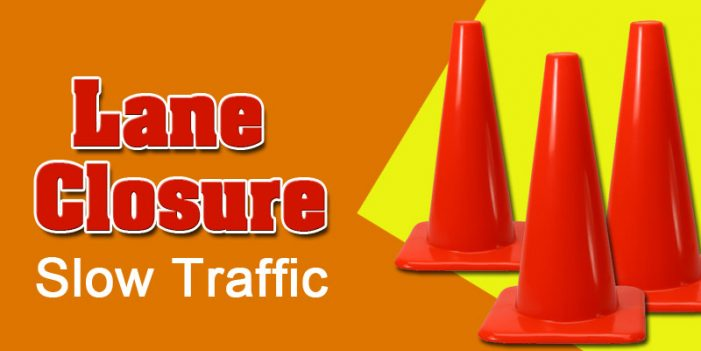 Traffic alert: Temporary lane closure information for Marion County residents