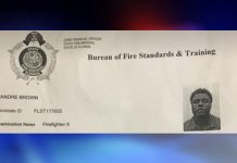 D'Andre J. Brown, ocala firefighter, ocala news, ocala post, sexual assault