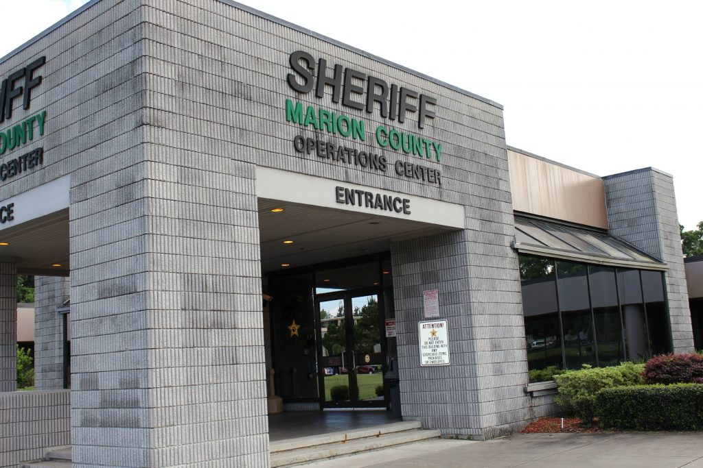 mcso, police corruption, marion county jail