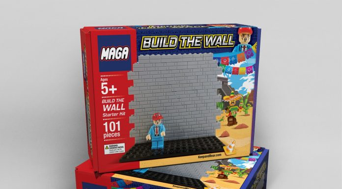 maga, lego blocks, trump build a wall blocks, ocala news, ocala post, politics