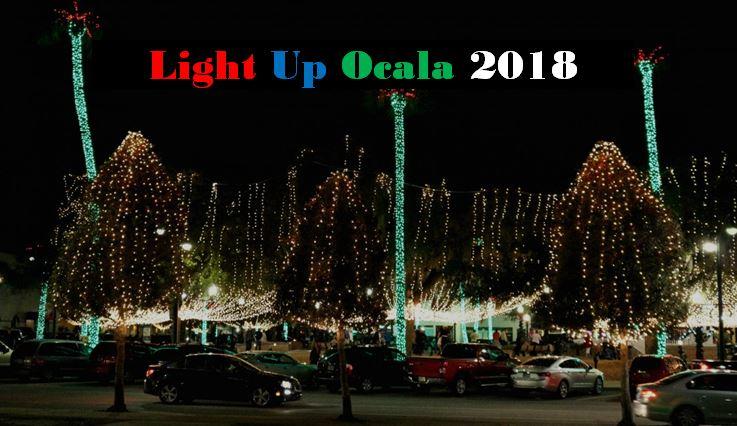 ocala news, events, light up ocala