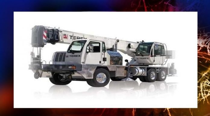 terex crane, ocala news, car crash, fatal crash, ocala post
