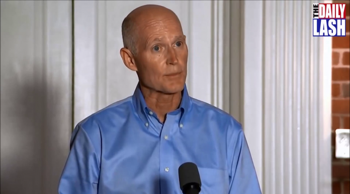 rick scott, daily lash, the daily lash, voter fraud