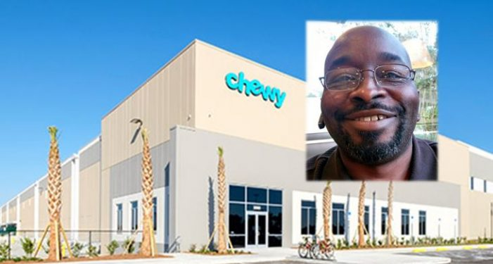 OPD: Death of Chewy employee believed to have been caused by medical emergency