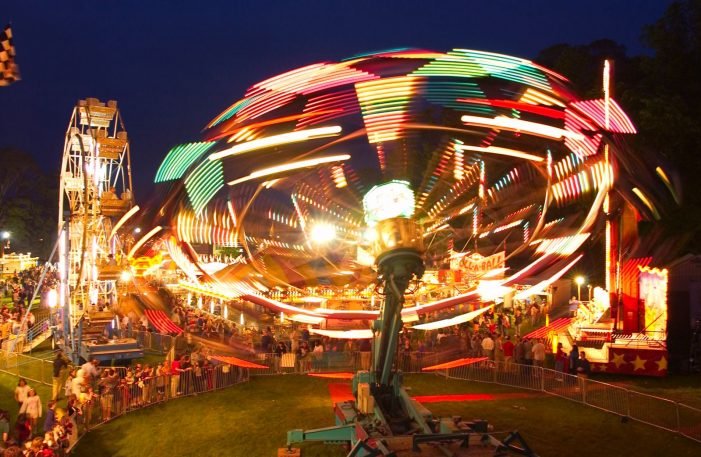 Trinity Catholic High School Carnival, coupons available