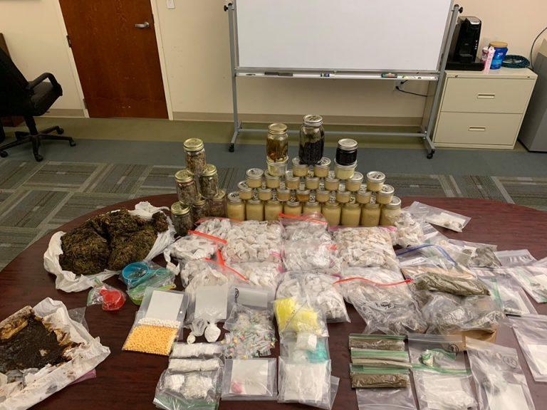 Warrants served, largest drug bust in Citrus County