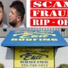 Owner of roofing company arrested for second time on fraud charges