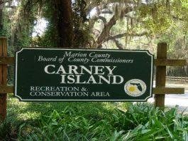Carney Island Recreation and Conservation Area, ocklawaha, ocala post, ocala news