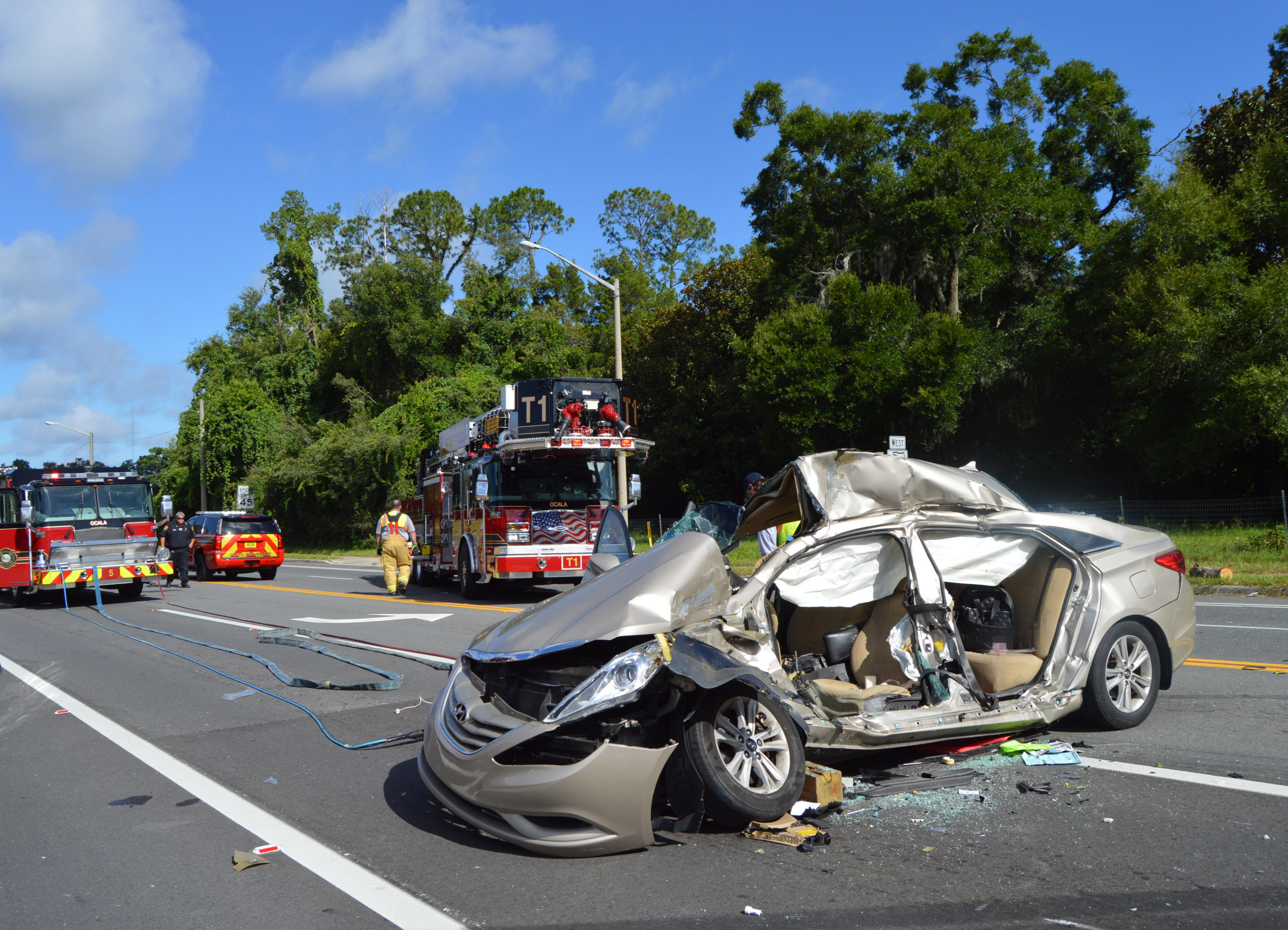 car accident ocala, ocala post