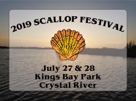 scalloping crystal river, scallop season, citrus gazette