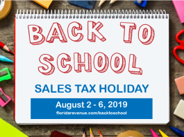 sales tax holiday, tax free, ocala psot
