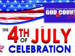 God and County day, ocala events, ocala news