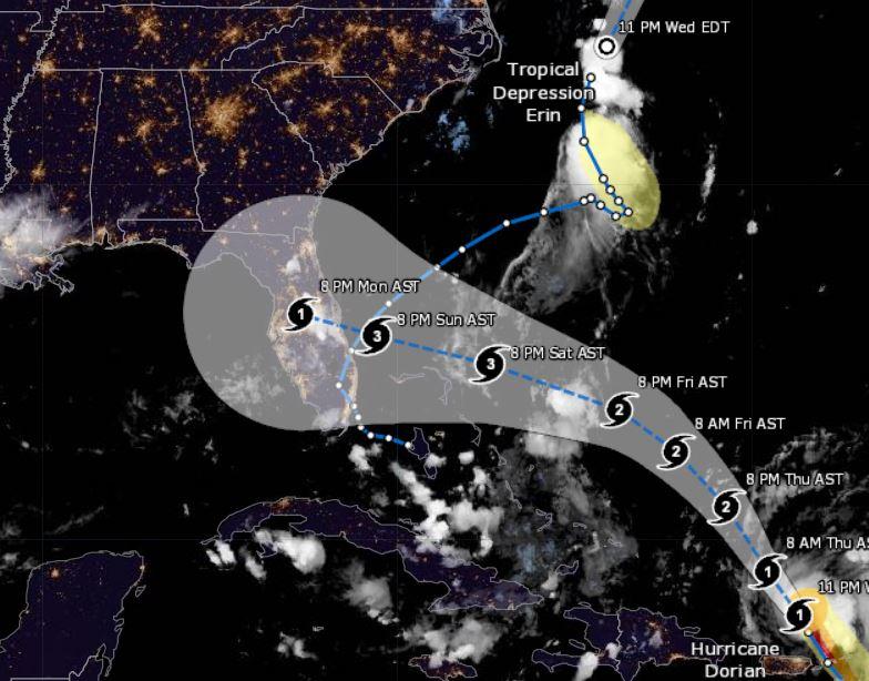 Hurricane Dorian, ocala news, ocala post, storm