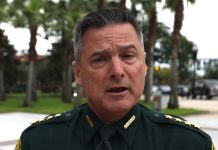 Sheriff Mike Prendergast, citrus county, car crash